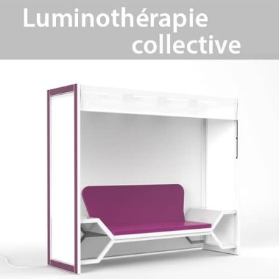 Luminothérapie collective