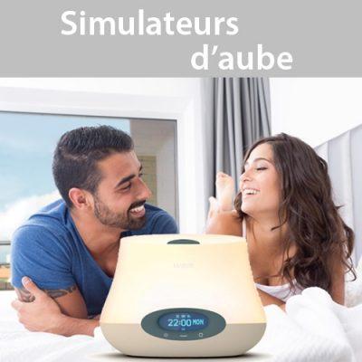 Simulateurs d'aube