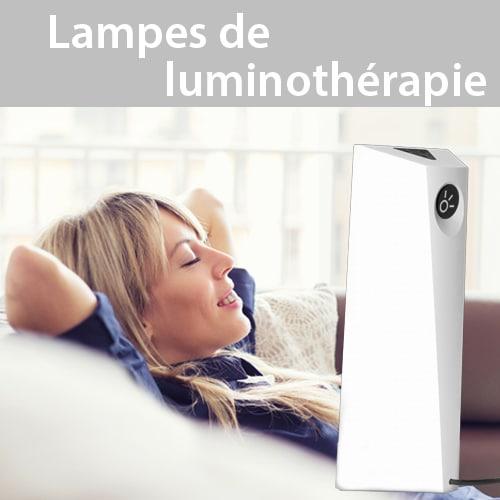 Boutique : Lampes de luminothérapie