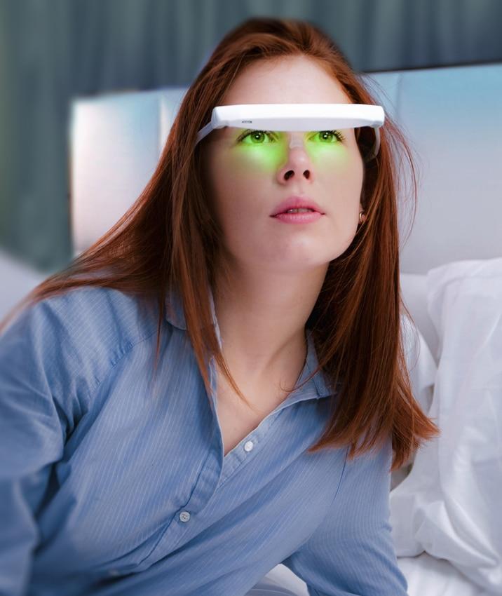 Information et conseils d'utilisation : Ou, quand, combien de temps et comment utiliser les lunettes de luminothérapie sun activ ou luminette ?
