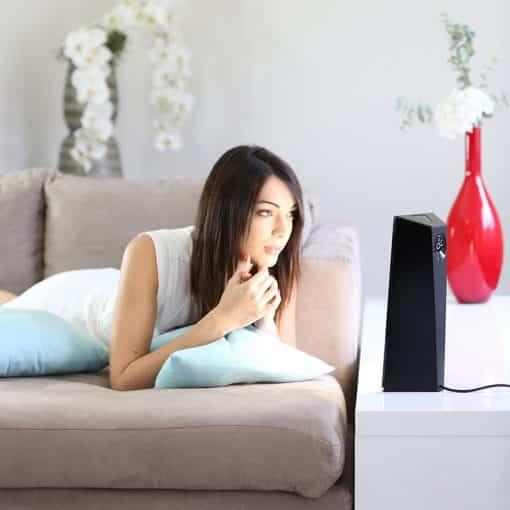 Lampe de luminothérapie SlimStyle Black g3