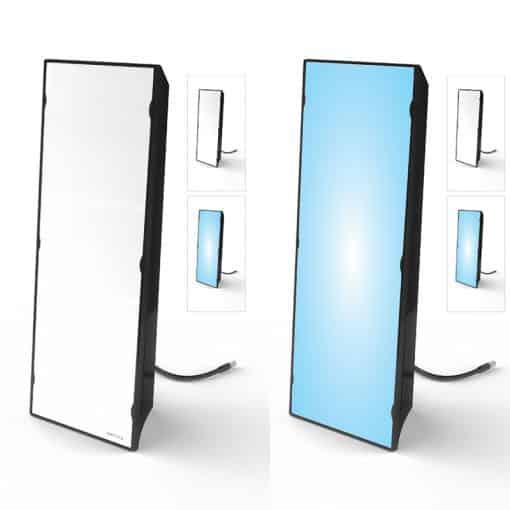 Lampe de luminothérapie SlimStyle Black g8