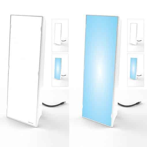 Lampe de luminothérapie SlimStyle white g7
