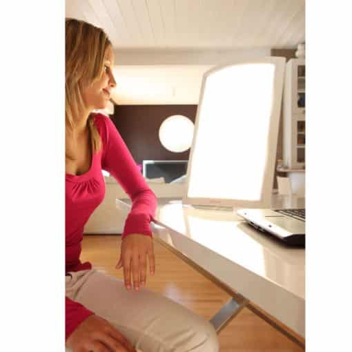 Lampe de luminothérapie Dayvia white 072 g2