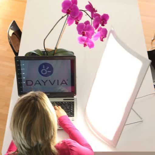 Lampe de luminothérapie Dayvia white 072 g3