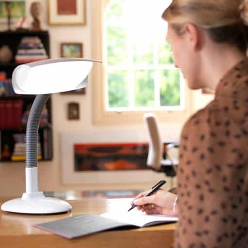 Lampe de luminothérapie Lumie Desklamp g3