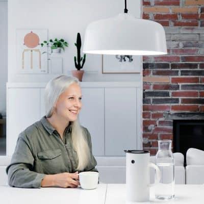 Lampe de luminothérapie plafonnier Candeo blanc Innolux-Innosol g1