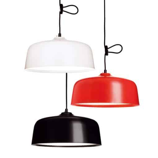 Lampe de luminothérapie plafonnier Candeo Rouge Innolux-Innosol g3