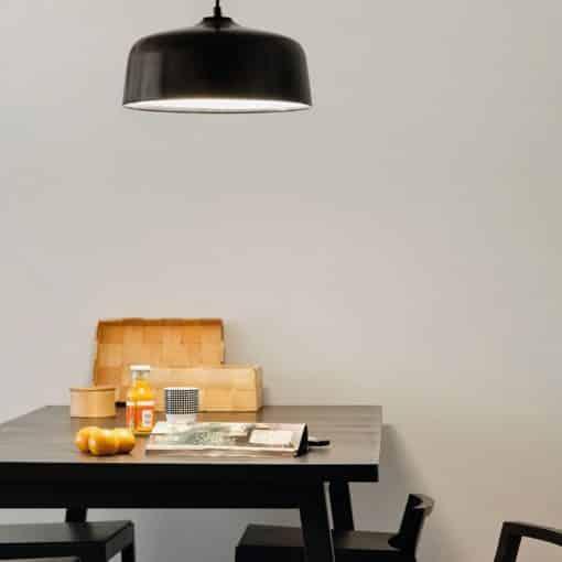 Lampe de luminothérapie plafonnier Candeo noir Innolux-Innosol g1