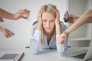 Le stress chez les femmes