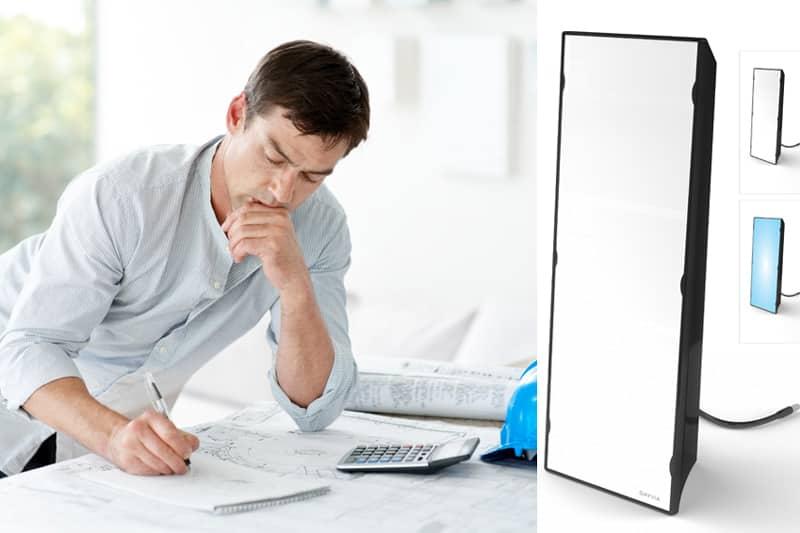 Un rapport sur le sommeil qui préconise la luminothérapie.
