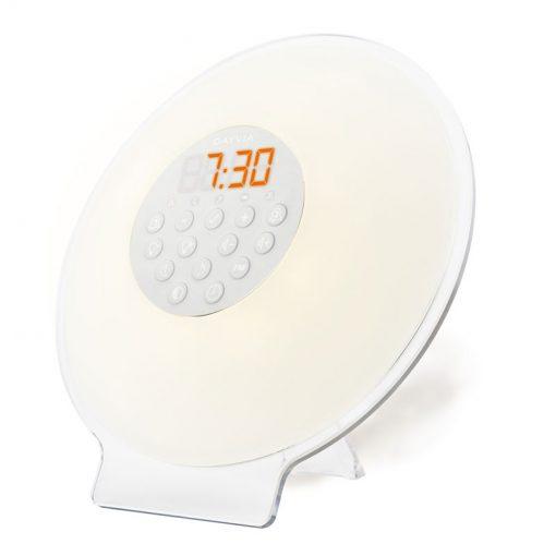 Réveil simulateur d'aube Dayvia lightup 800