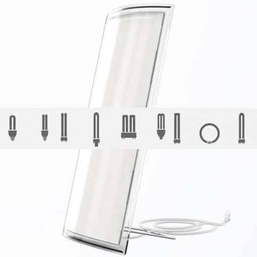 Tube de rechange pour lampe de luminothérapie Dayvia Ice 160
