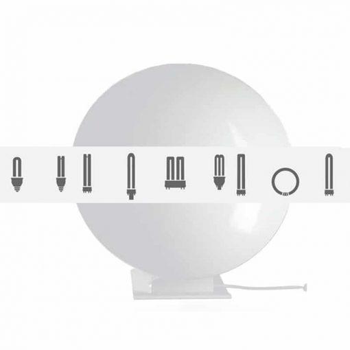 Tube de rechange pour lampe de luminothérapie Rondo Innolux - Innosol